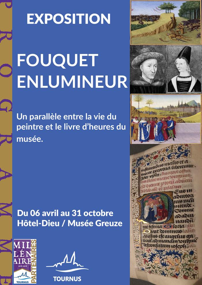 Journées du patrimoine 2019 - Fouquet Enlumineur