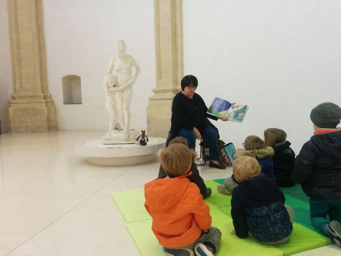 Nuit des musées 2019 -Un musée à histoire