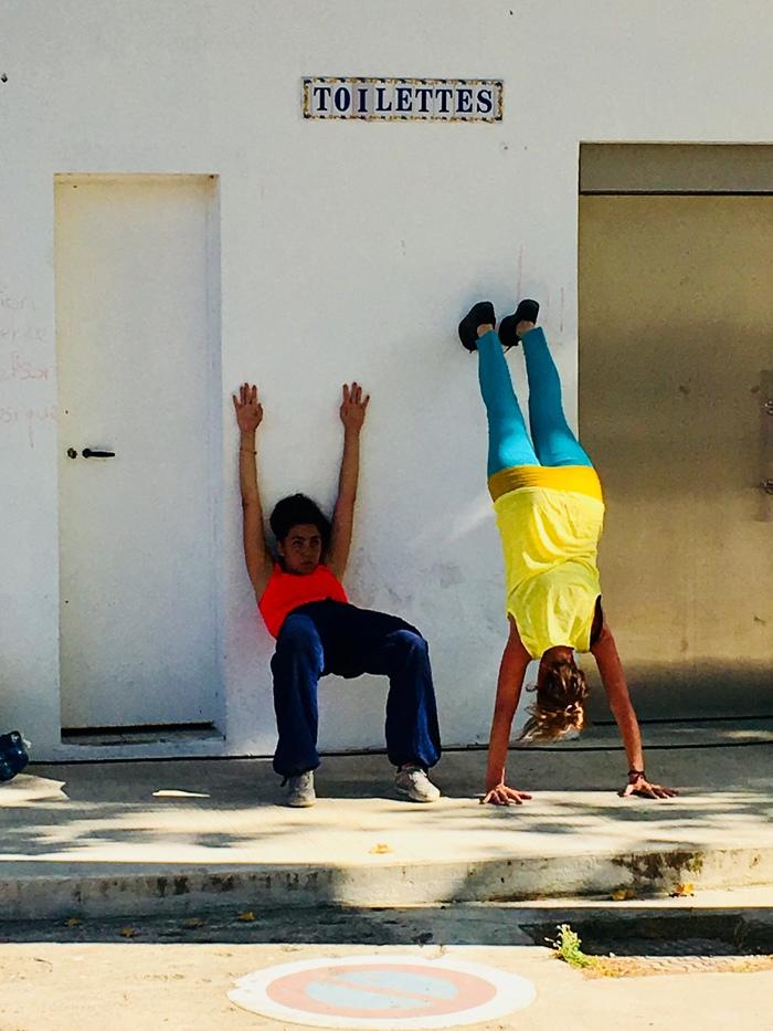 Journées du patrimoine 2020 - Annulé | Secrets d'espaces, spectacle de rue/danse