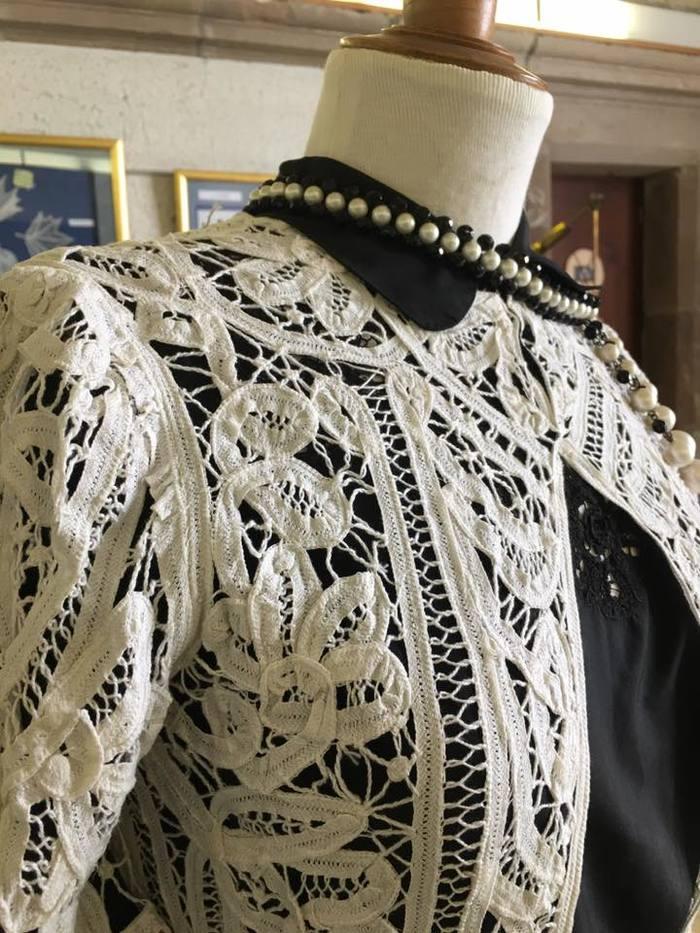 Journées du patrimoine 2020 - Visite du Conservatoire de la dentelle