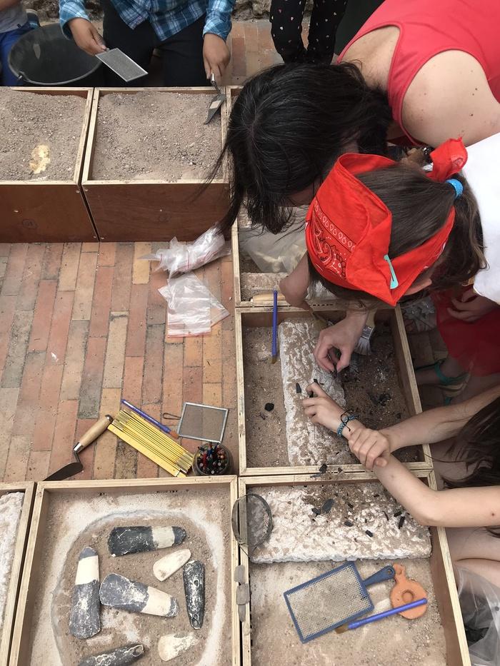 Journées du patrimoine 2019 - Apprentis archéologues