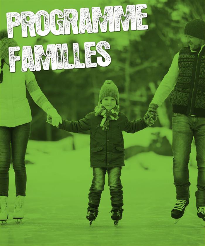 Programme des animations Familles de novembre 2019