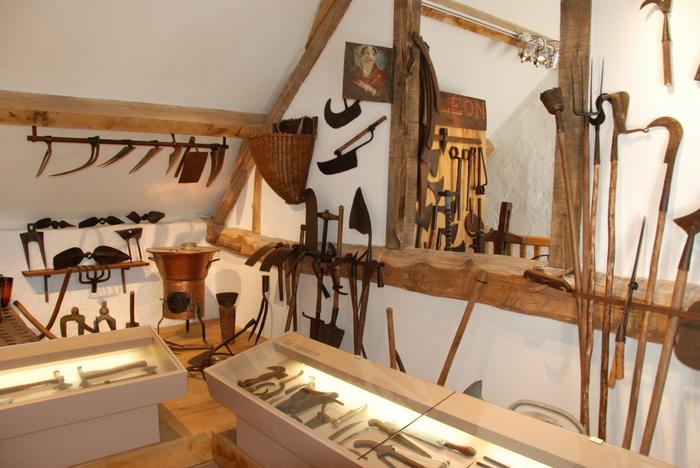 Journées du patrimoine 2020 - Visite commentée du musée de l'outil