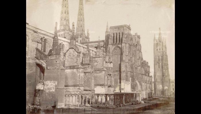 Journées du patrimoine 2020 - Annulé | À la découverte du cloître de la cathédrale Saint-André