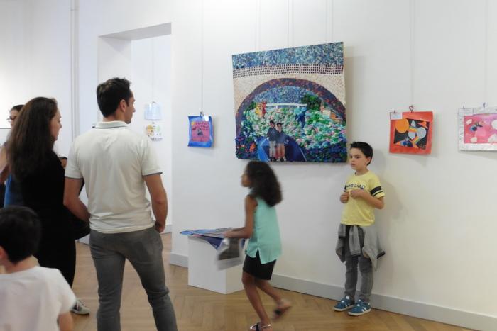 Nuit des musées 2019 -Exposition La classe, l'oeuvre !