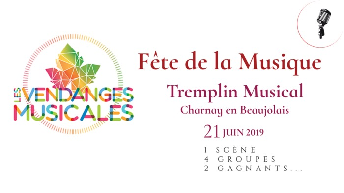 Fête de la musique 2019 - Tremplin Musical