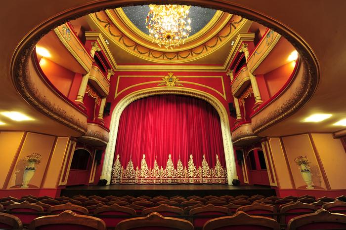 Journées du patrimoine 2019 - Ouverture du théâtre à l'italienne