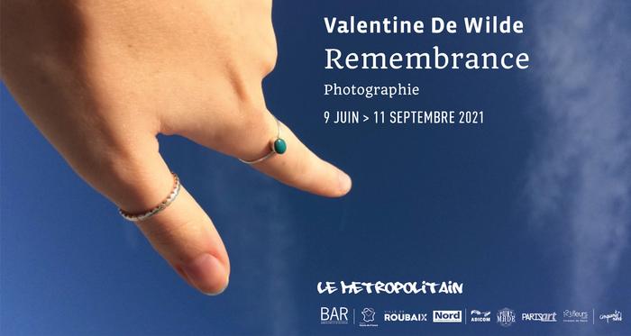REMEMBRANCE - Valentine De Wilde