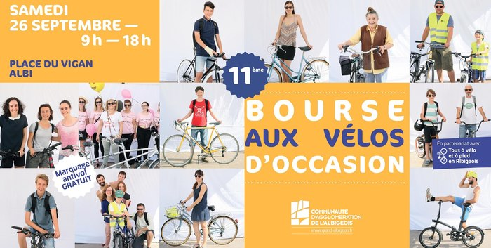 La 11ème Bourse aux Vélos fait sa rentrée !