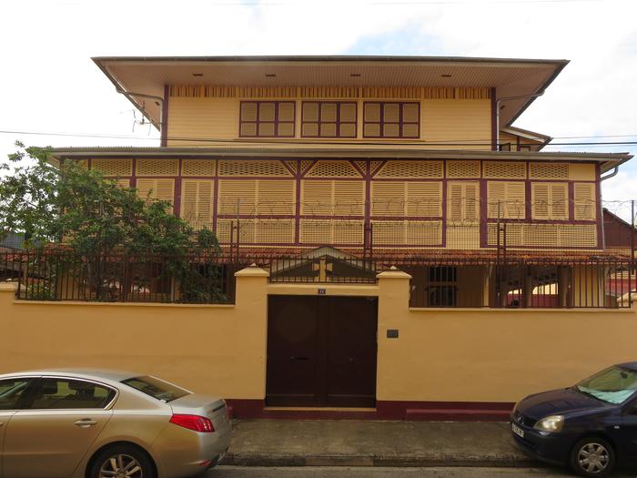 Journées du patrimoine 2020 - Visite guidée du presbytère cathédral et de l'évêché de Cayenne
