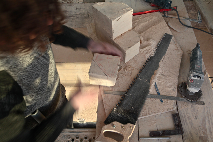 Journées du patrimoine 2019 - À la découverte du métier de tailleur de pierre avec l'entreprise Lefèvre