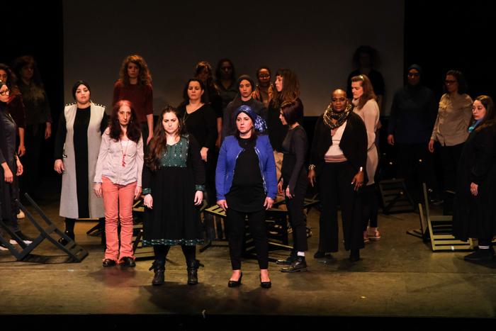 Journées du patrimoine 2020 - Annulé   Théâtre itinérant avec les femmes de Belsunce   Babelsunciades