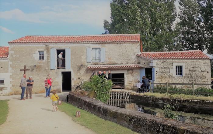 Journées du patrimoine 2020 - Journées européennes du patrimoine à la Maison de la Meunerie : visites guidées & dégustation