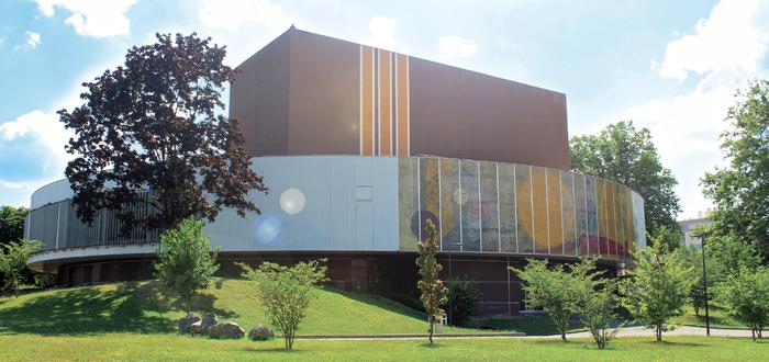 Journées du patrimoine 2020 - Visites guidées du théâtre de Mâcon - Le Théâtre Scène nationale
