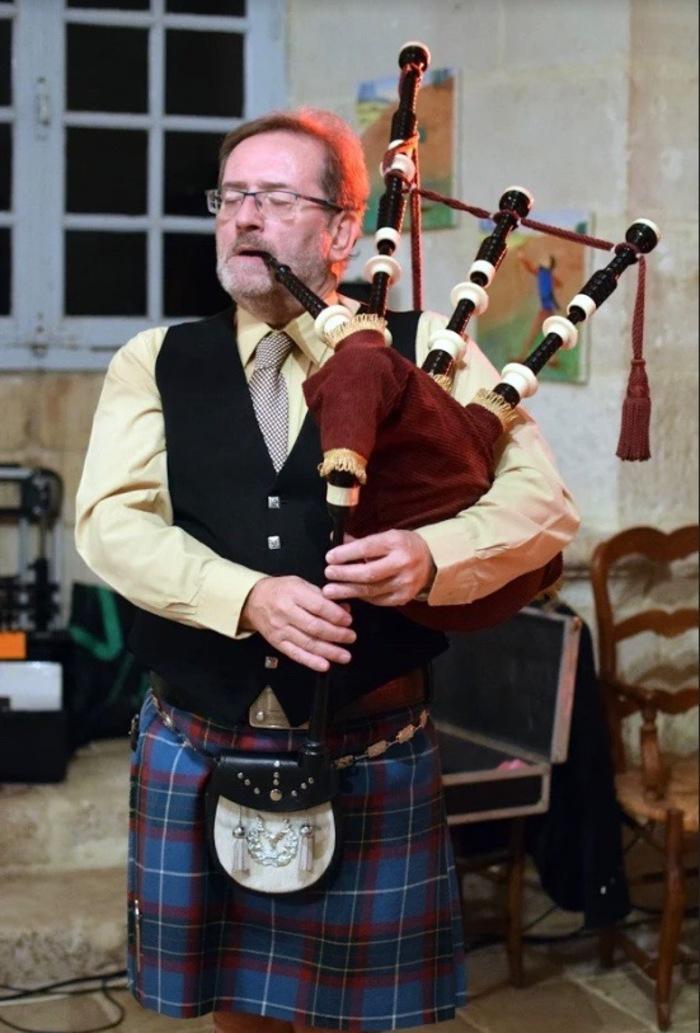 Journées du patrimoine 2019 - Concert de musique écossaise