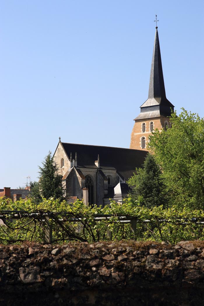 Journées du patrimoine 2020 - Visite guidée de l'Eglise Saint-Martin de Beauvau