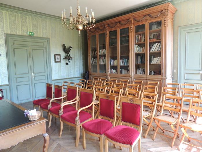 Journées du patrimoine 2019 - Visite guidée du château de l'Hermitage