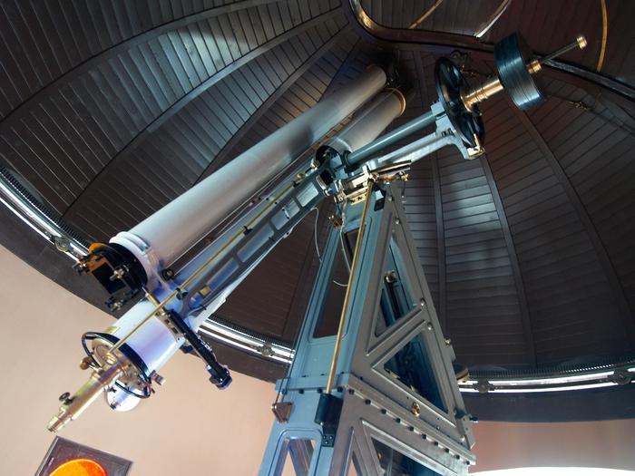 Journées du patrimoine 2020 - Visite de l'observatoire Camille Flammarion