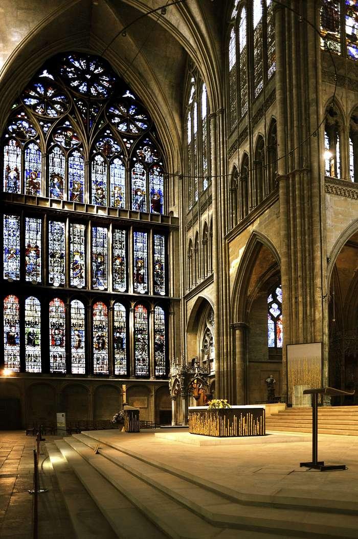 Journées du patrimoine 2019 - Visites guidées des stalles du chœur de la Cathédrale Saint-Etienne