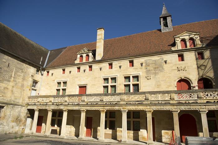 Journées du patrimoine 2020 - Visite guidée du Collège Gilles de Trèves