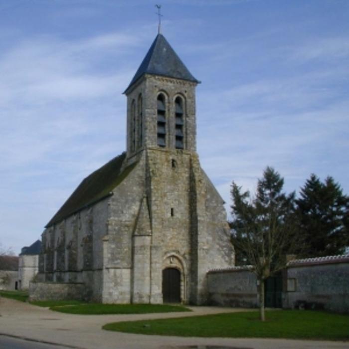 Journées du patrimoine 2019 - Visite libre de l'église Notre Dame de l'Assomption à Guercheville