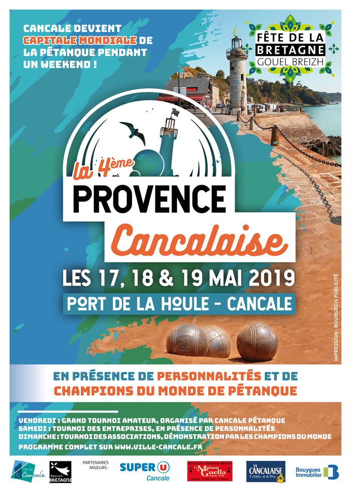 La Provence Cancalaise