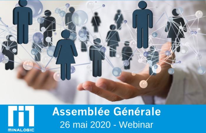 Assemblée Générale 2020 Minalogic