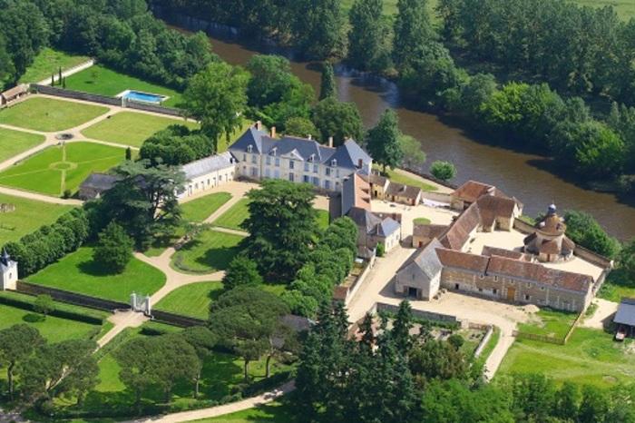 Journées du patrimoine 2020 - Découverte des extérieurs du château