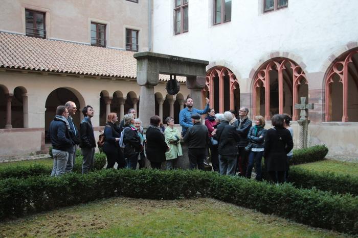 Journées du patrimoine 2019 - Visite guidée en alsacien de Strasbourg insolite
