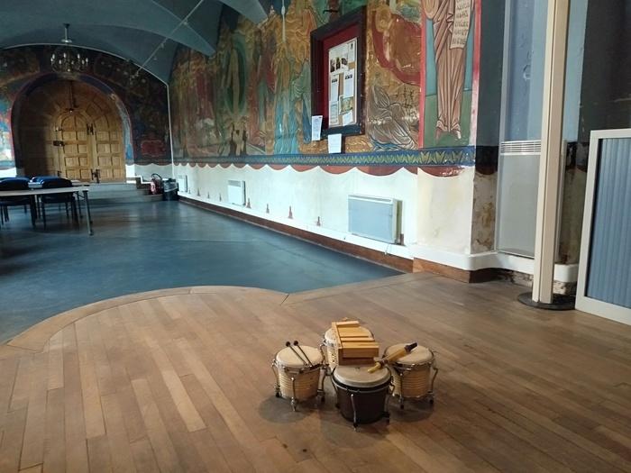 Atelier pour enfants d'Eveil à la musique et à ses instruments