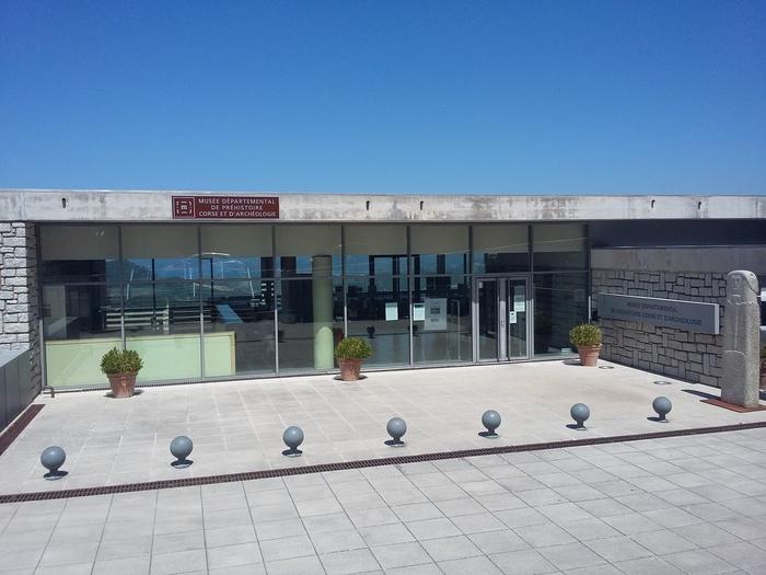 Journées du patrimoine 2020 - Annulé | A la découverte du musée d'Archéologie de la Corse
