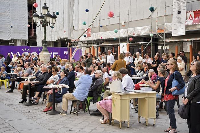 Journées du patrimoine 2019 - Visite verticale de l'Opéra Comique