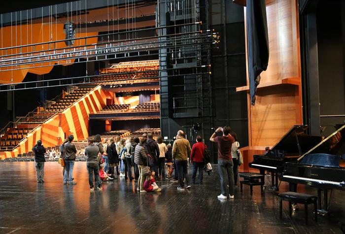 Journées du patrimoine 2020 - Visites guidées de l'Auditorium de l'Opéra de Dijon