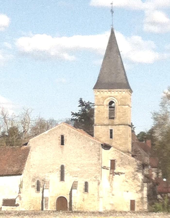 Journées du patrimoine 2020 - Visite guidée de l'église et de ses peintures murales