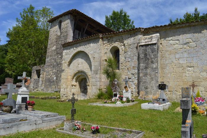 Journées du patrimoine 2019 - Découverte de l'église Sainte-Raffine