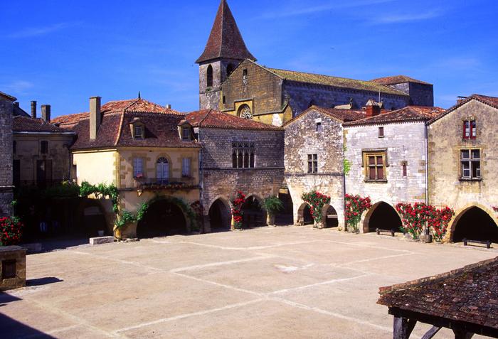 Journées du patrimoine 2019 - Visite guidée de la Bastide de Monpazier