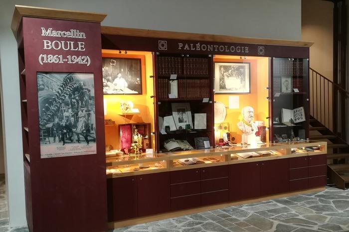 Journées du patrimoine 2020 - Présentation du cabinet de curiosités Marcellin BOULE