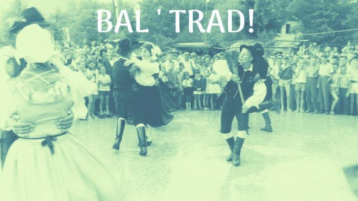 Journées du patrimoine 2020 - Bal trad à la maison écluisère de Parcieux