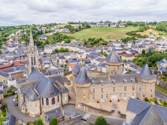 Journées du patrimoine 2020 - Visite libre du Château de Sillé-le-Guillaume
