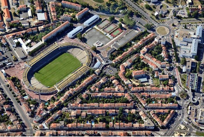 Journées du patrimoine 2020 - Annulé | Visite du stade et du quartier d'habitation Lescure : découverte de l'architecture du XXe siècle !