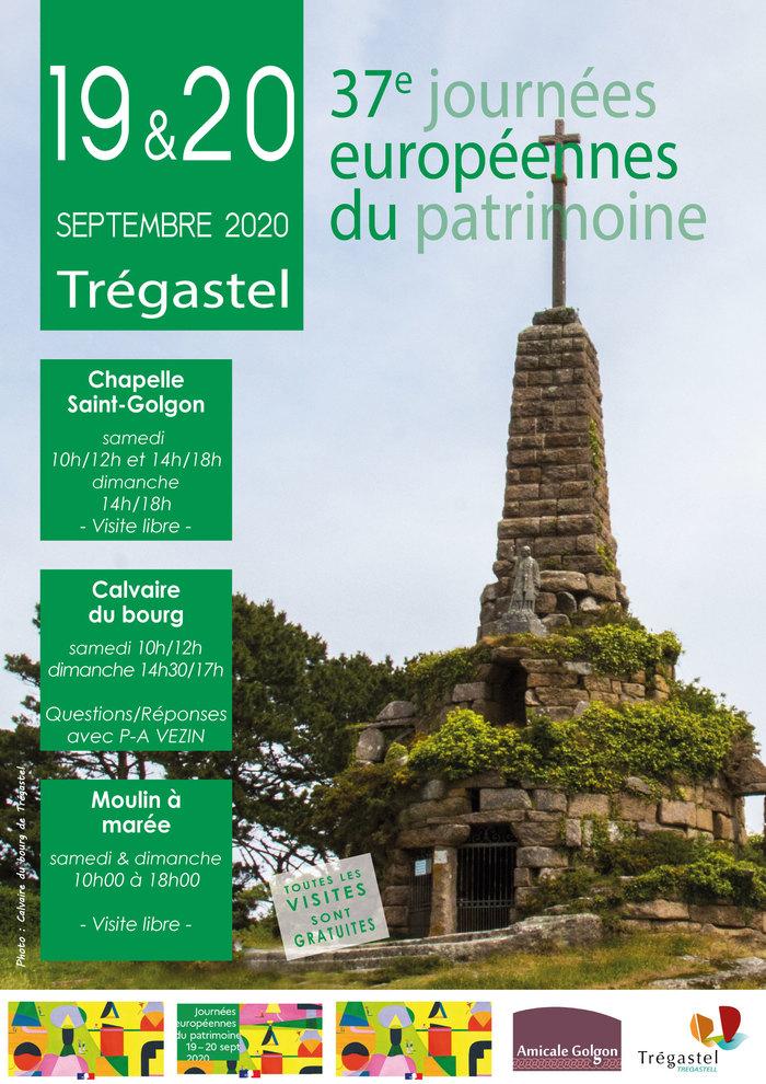 Journées du patrimoine 2020 - Visite de monuments historiques à Tégastel