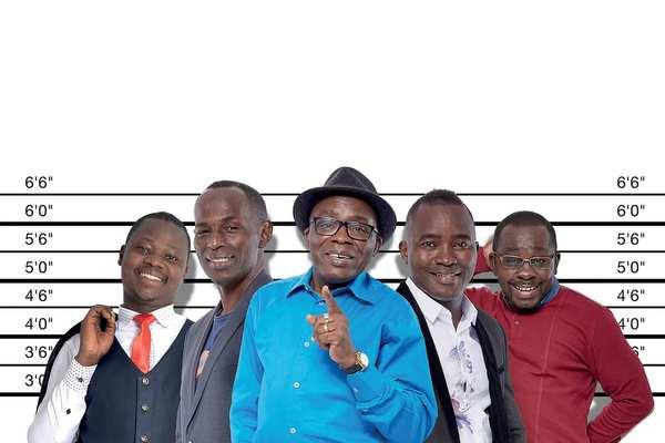 Sans Visa, le 1er plateau d'humour 100% africain