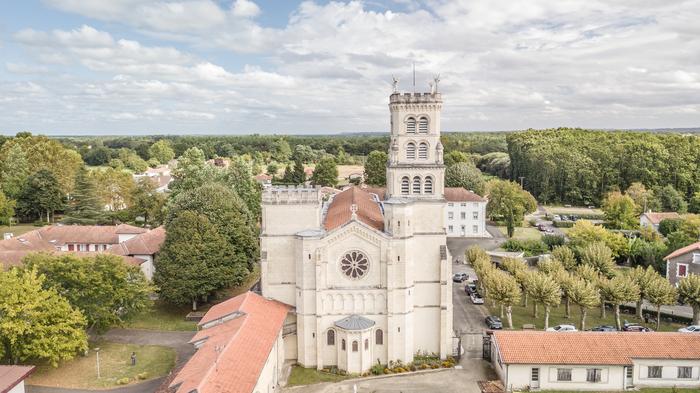 Journées du patrimoine 2020 - Visite libre du Sanctuaire de Buglose