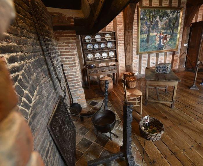 Journées du patrimoine 2019 - Visite libre du musée des traditions et arts normands