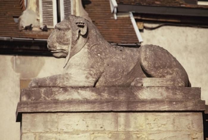 Journées du patrimoine 2020 - Chasse aux lions dans Dijon