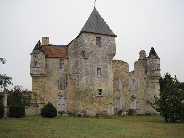 Journées du patrimoine 2020 - Visite des extérieurs du château