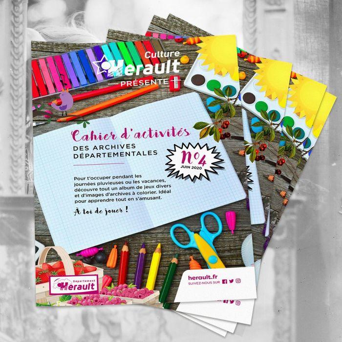 Journées du patrimoine 2020 - ANNULE - Atelier