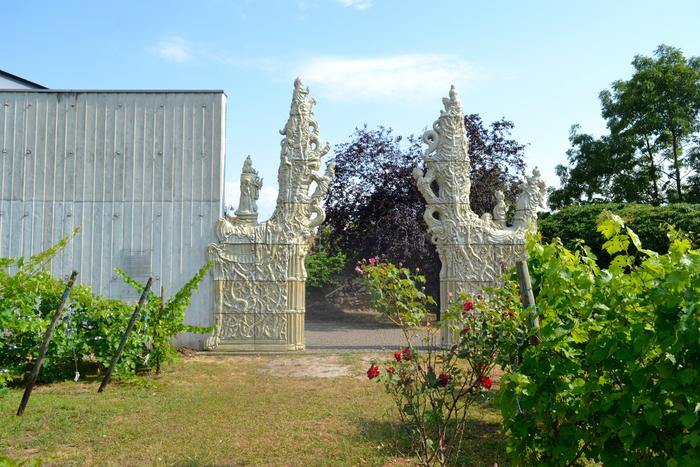 Journées du patrimoine 2020 - Projection en plein air au jardin du FRAC