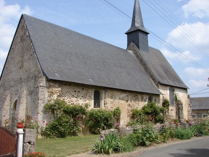 Journées du patrimoine 2019 - Visite guidée de la chapelle de St Martin de Villenglose