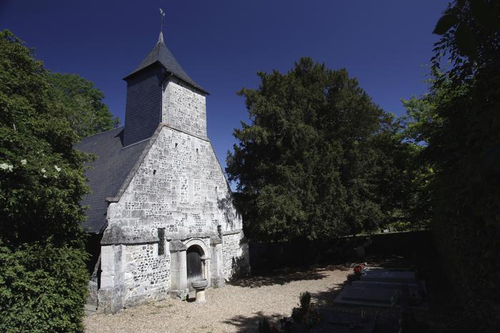 Journées du patrimoine 2019 - Visite libre de la Chapelle Saint-Martin de Carbec